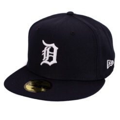 New Era – Detrit Tigers – Svart 59Fifty Fitted keps