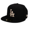 New Era – LA Dodgers – Svart 59Fifty Fitted keps