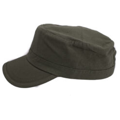 Beeckfield Army cap olivgrön keps