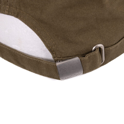 Beeckfield Army cap khaki keps