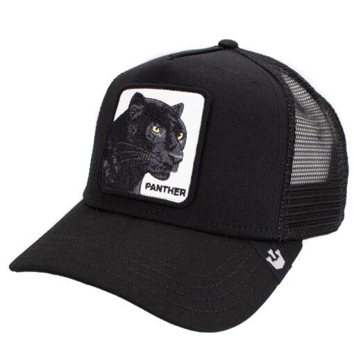 Goorin Bros Black panther svart keps