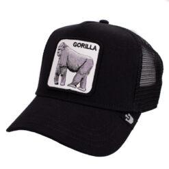 Goorin Bros instinct only gorilla Svart keps