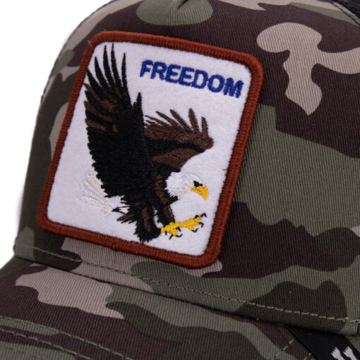 Goorin Bros Freedom camo keps
