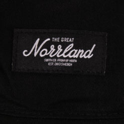 SQRTN Great Norrland bucket Svart