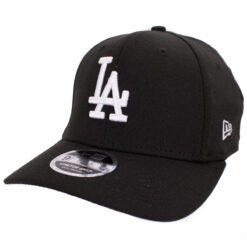 New Era LA Dodgers svart 9fifty keps