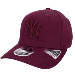 New Era Yankees vinröd 9fifty keps