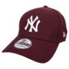 New Era Yankees vinröd 39thirty keps