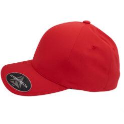 Flexfit - Delta - röd keps