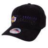 Mitchell & Ness LA Lakers svart keps