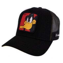 Capslab Daffy duck Svart keps