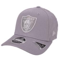 New Era Oakland Raiders grå 9fifty keps