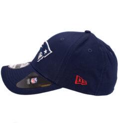 New Era 39thirty New England Patriots Mörkblå