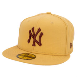 New era New york yankees gul fitted keps
