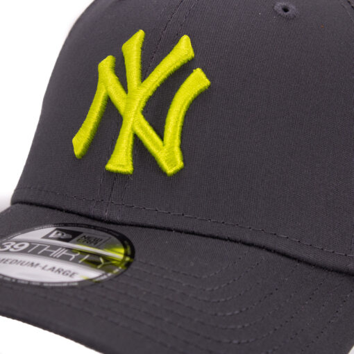 New Era Yankees grå 39thirty keps