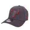 New Era 39thirty Chicago Bulls grå keps