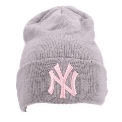 New Era Grå Yankees mössa