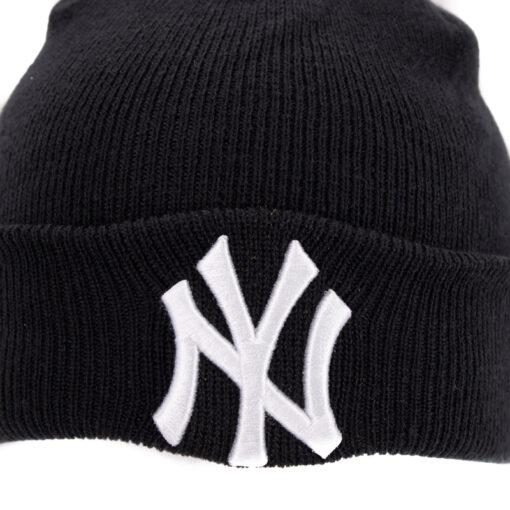 New Era Svart Yankees barnmössa