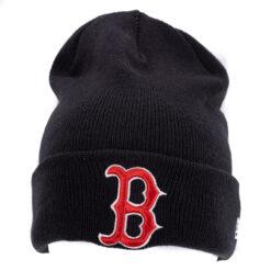 New Era Marinblå Red Sox mössa