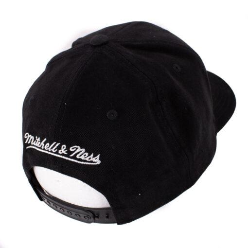 Mitchell & Ness Baseball patch svart keps