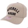 Mitchell & Ness Patriot khaki keps