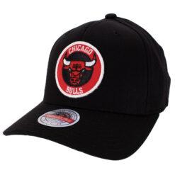 Mitchell & NessChicago Bulls svart NBA keps