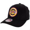 Mitchell & Ness LA Lakers svart NBA keps